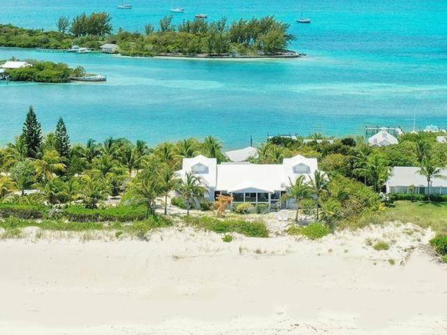 Single Family Homes por un Venta en Man-O-War Cay, Abaco Bahamas