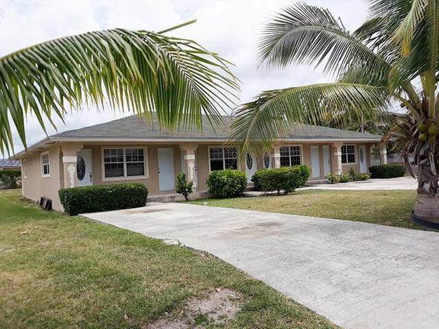 Multi-Family Homes for Sale at Caravel Beach, Freeport And Grand Bahama Bahamas