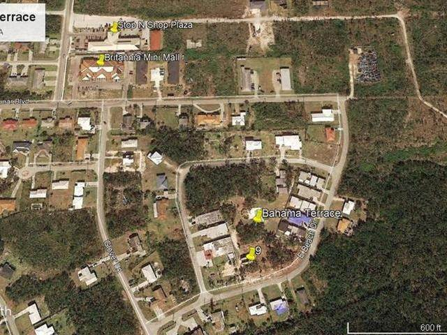 Land for Sale at Bahama Terrace, Freeport and Grand Bahama Bahamas