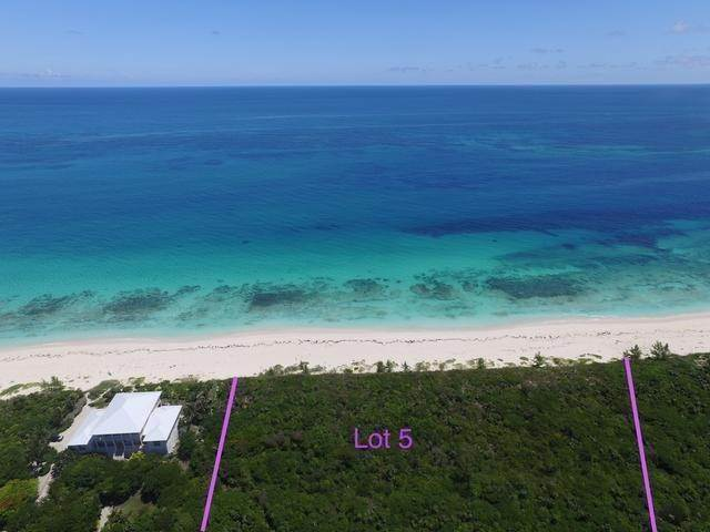 Land for Sale at Orchid Bay, Guana Cay, Abaco Bahamas