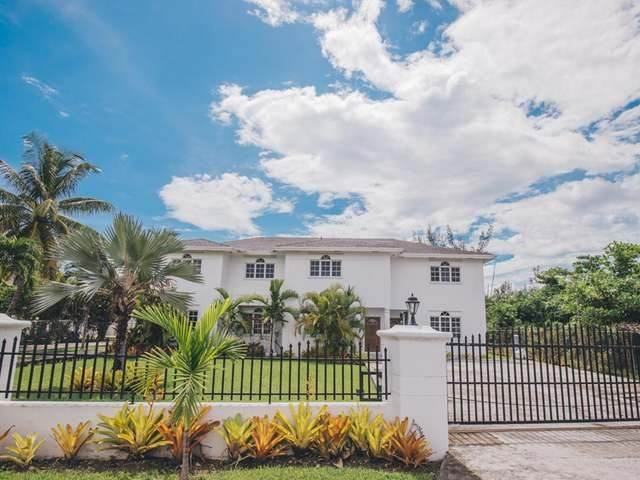 25. Single Family Homes por un Alquiler en Vista Marina, West Bay Street, Nueva Providencia / Nassau Bahamas
