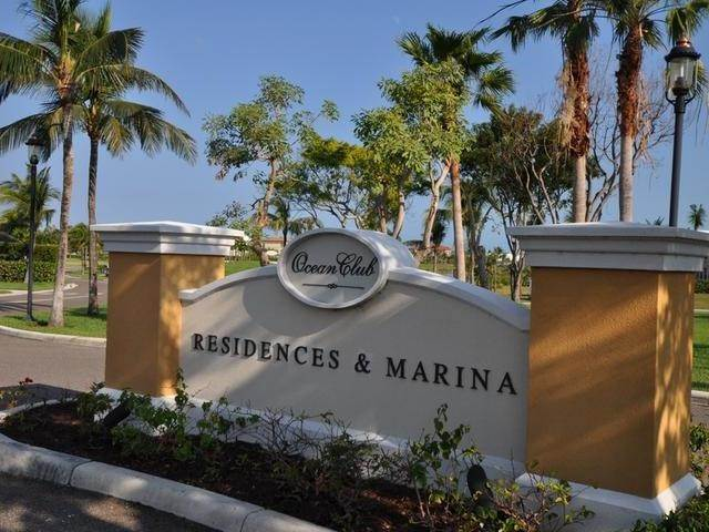 2. Condominiums for Rent at Ocean Club Estates, Paradise Island, Nassau And Paradise Island Bahamas