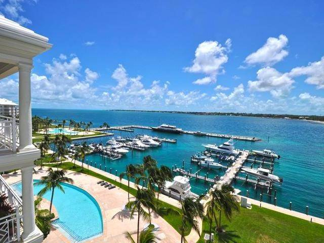 Condominiums for Sale at Ocean Club Estates, Paradise Island, Nassau And Paradise Island Bahamas