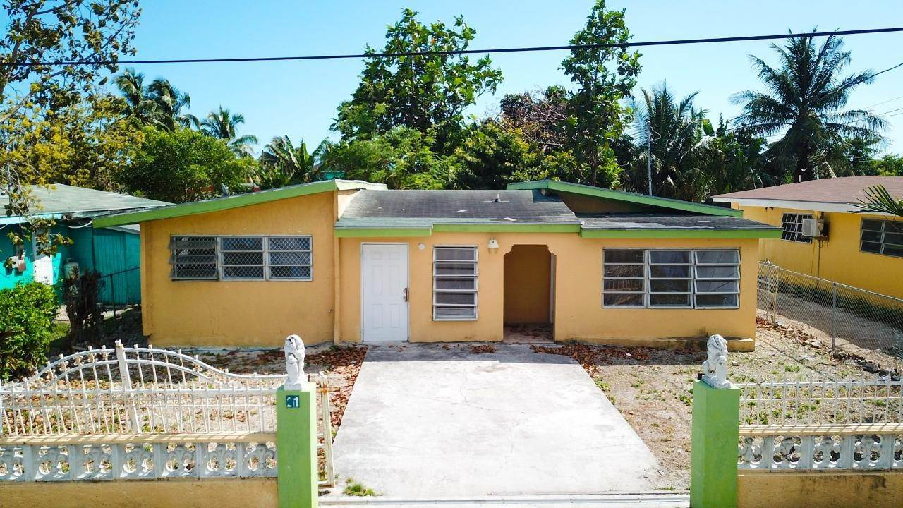 Single Family Homes for Sale at Pinewood Gardens, Nassau And Paradise Island Bahamas