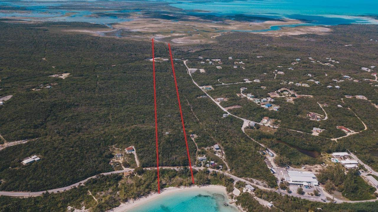 Land for Sale at Georgetown, Exuma Bahamas