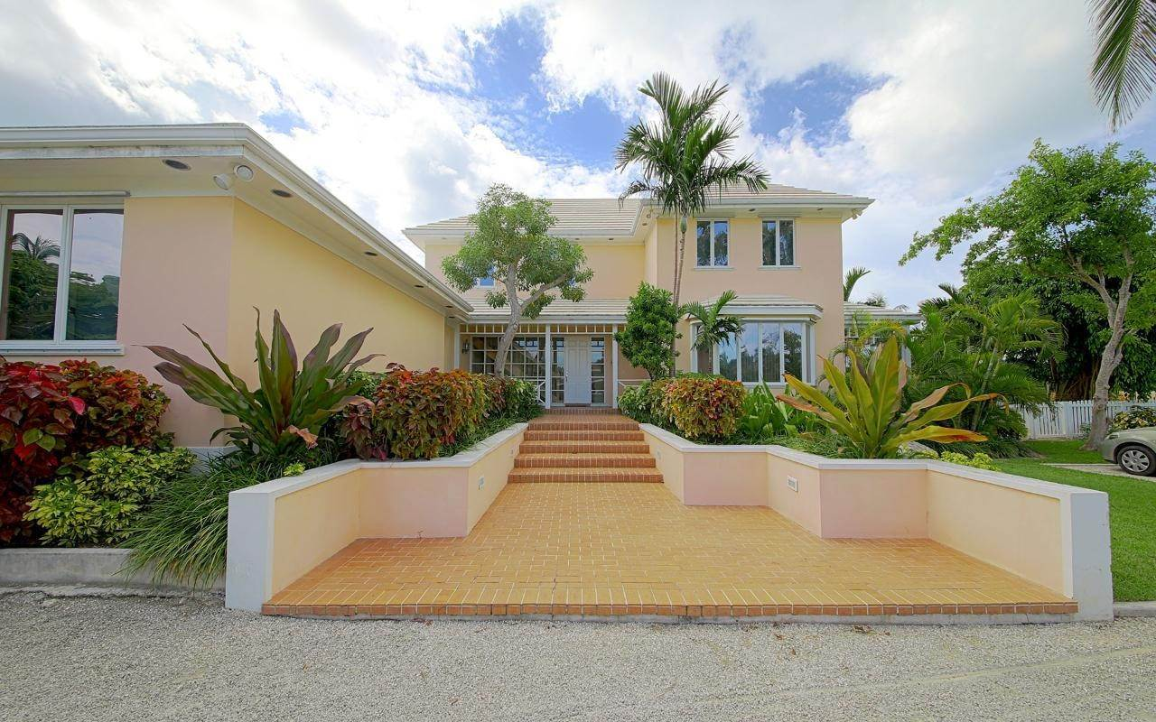 Single Family Homes por un Venta en Lyford Cay, Nueva Providencia / Nassau Bahamas