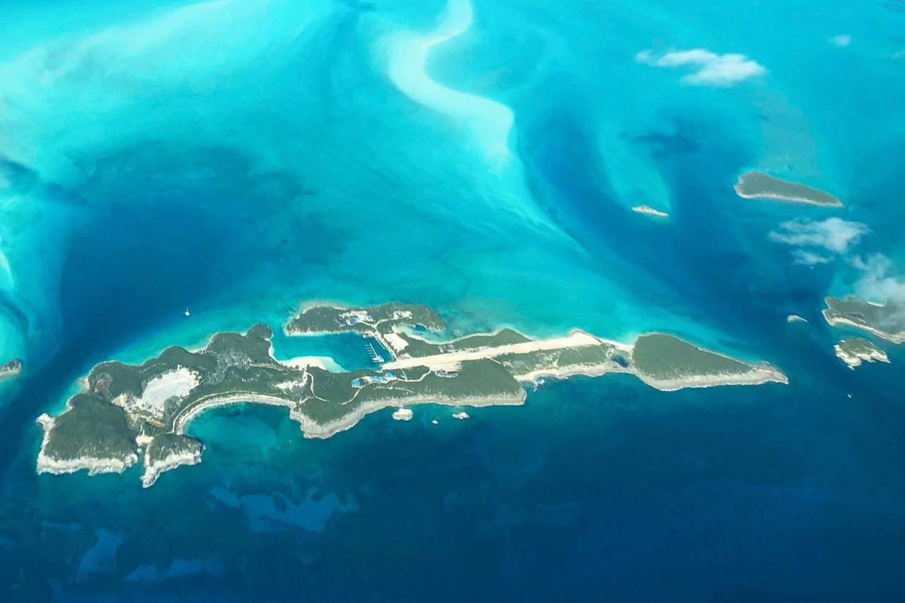Private Islands for Sale at Other Exuma, Exuma Bahamas