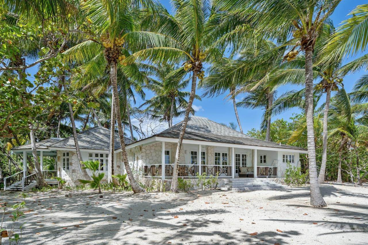 Single Family Homes por un Venta en Kamalame Cay, Andros Bahamas